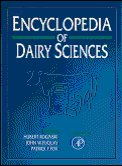 cover Encyclopedia of Dairy Sciences