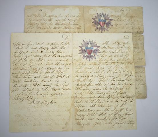 Letter from Benjamin Hughes