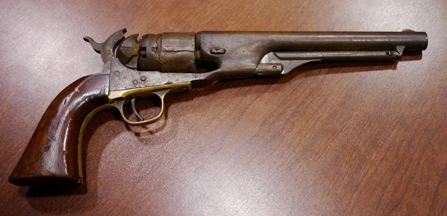 .44 Colt Revolver