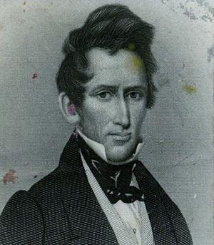 Portrait of Thomas P. Ray