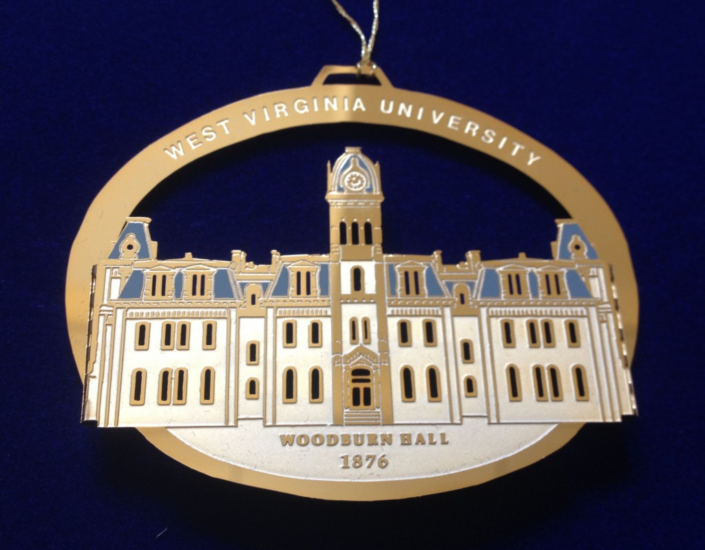 Ornament of Woodburn Hall