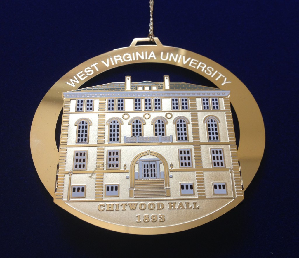 Ornament of Chitwood Hall