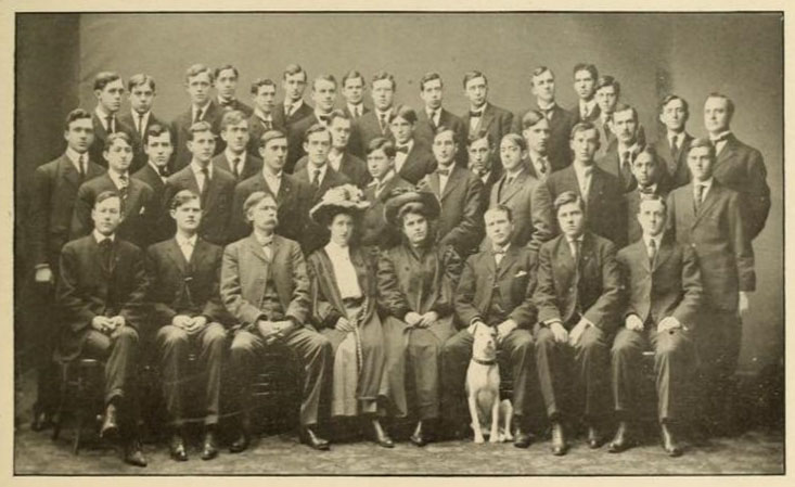 Junior Law Class of 1909