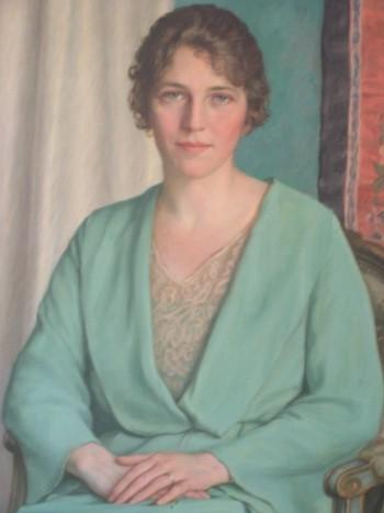 Pearl Buck portrait