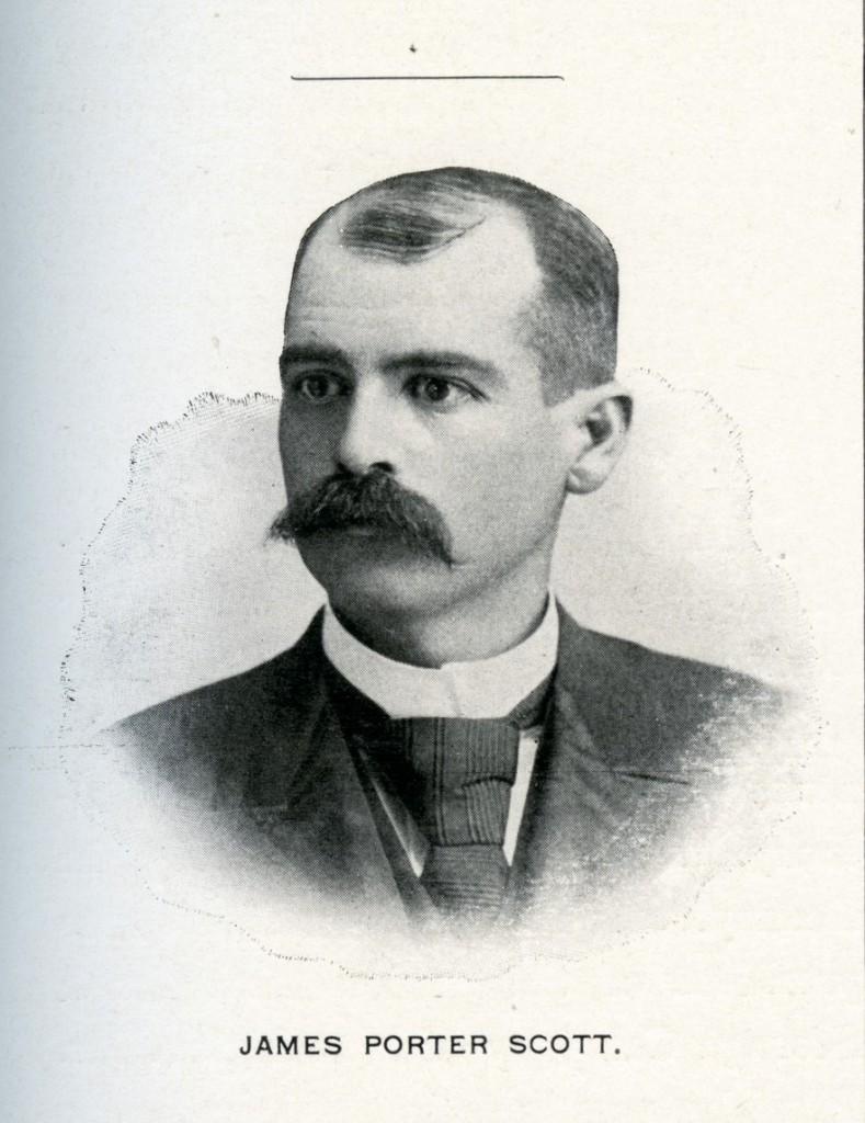 Portrait of James Porter Scott