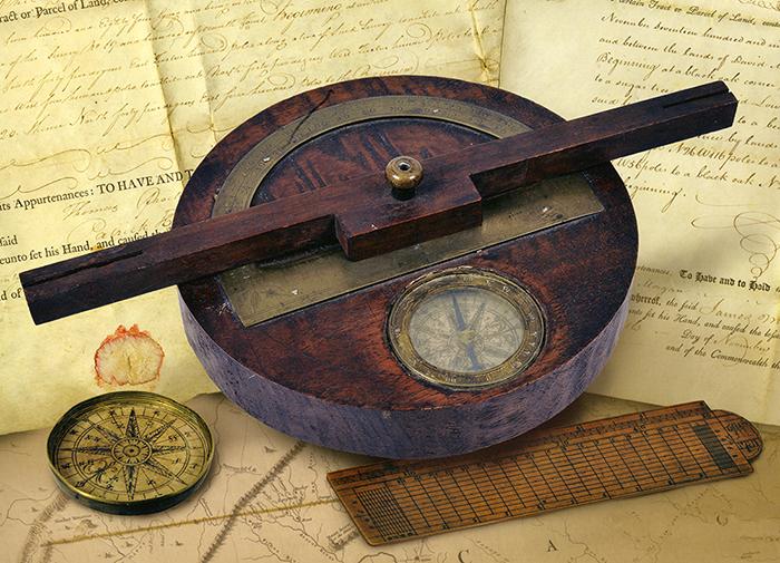 George Washington's Compass