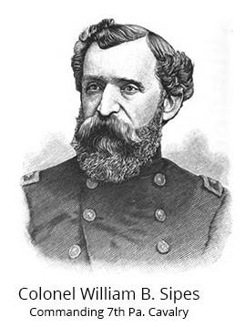 Portrait of Colonel William B. Sipes