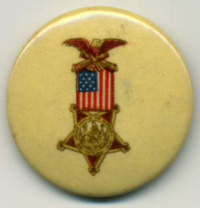 Grand Army of the Republic Pin