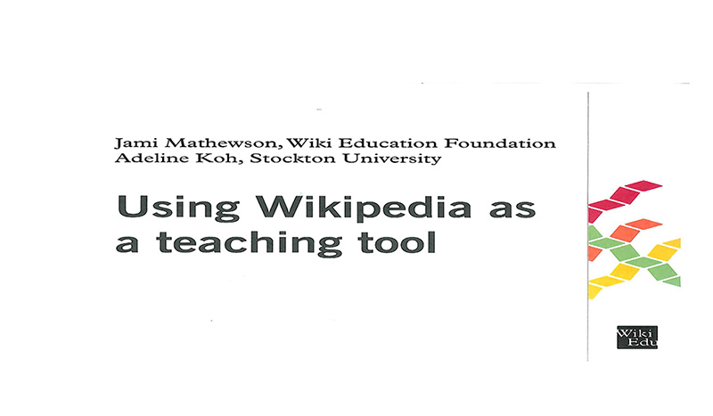 Wiki Education Foundation Image 3