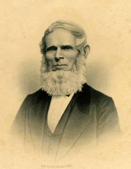 Portrait of John Storer