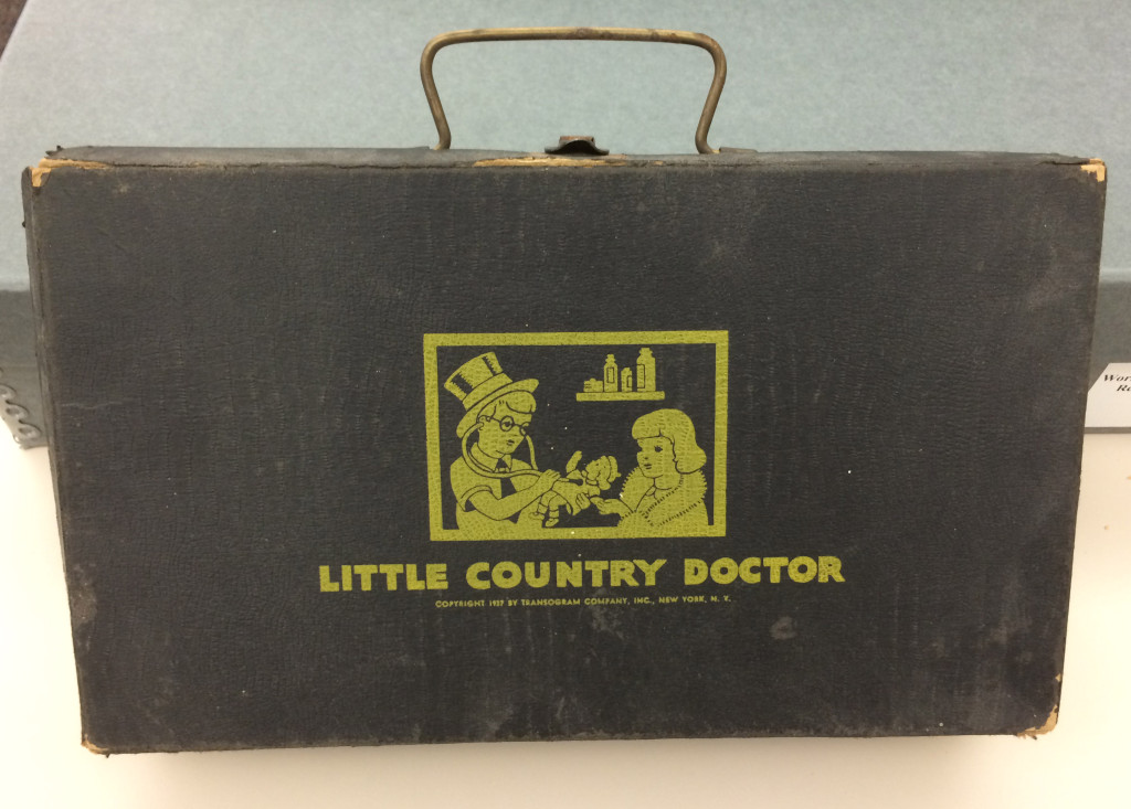 Little Country Doctor play kit