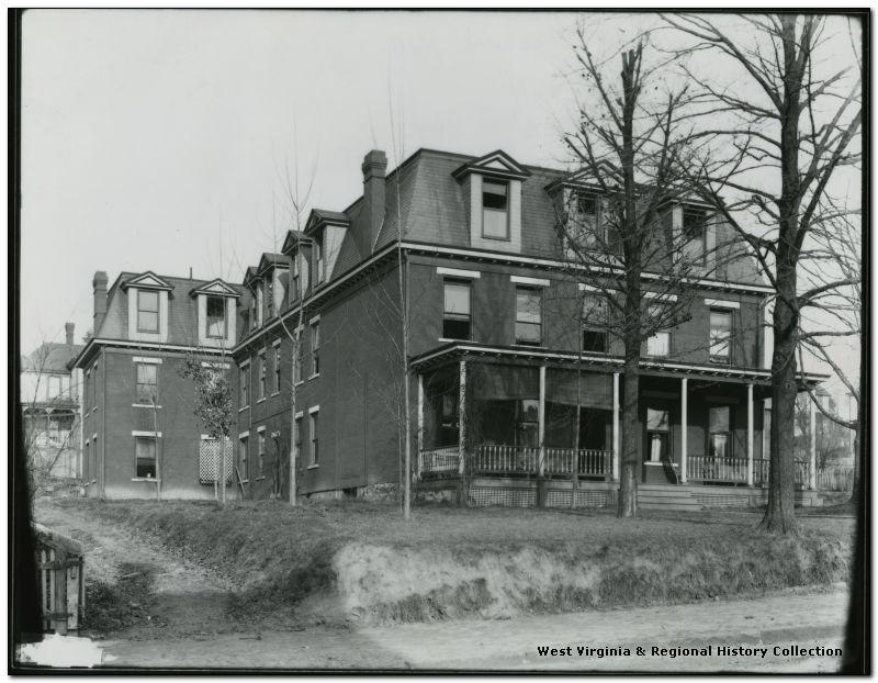 Episcopal Hall, West Virginia University
