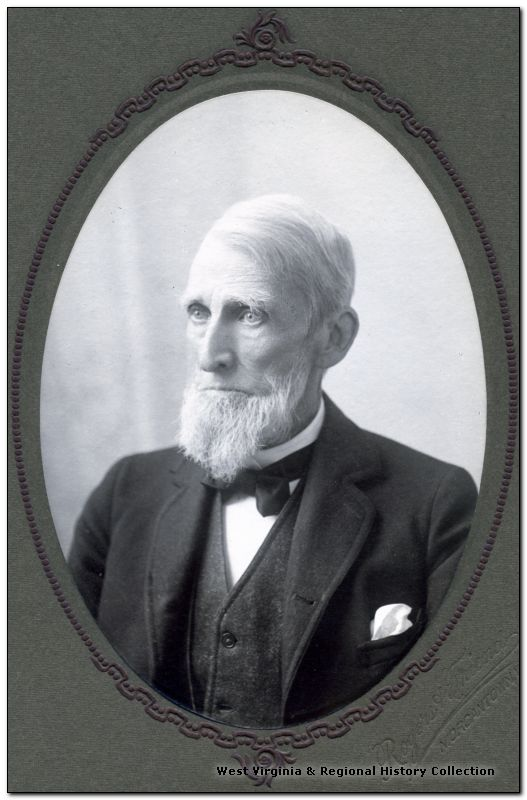 Waitman T. Willey Portrait,