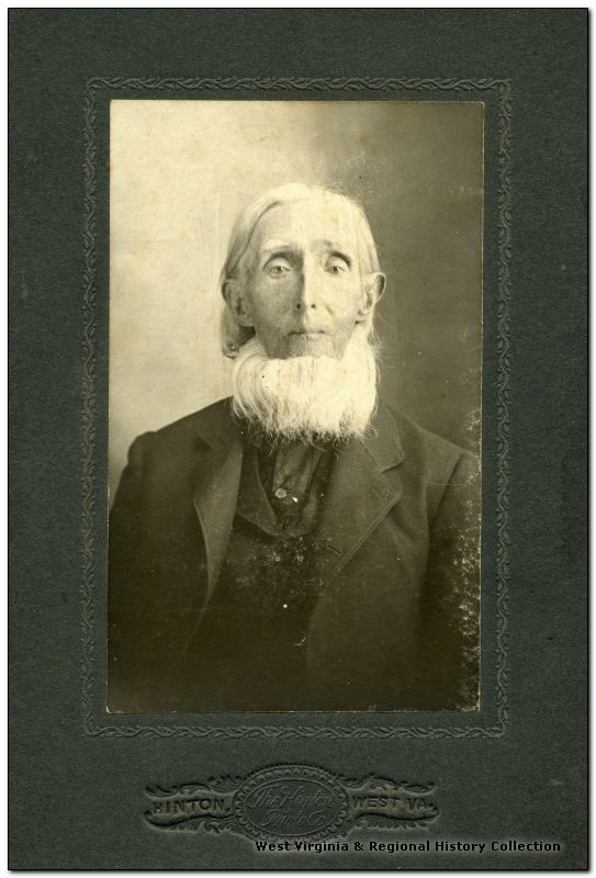Hinton Photo Company; Hinton, W. Va.: Portrait of John H.