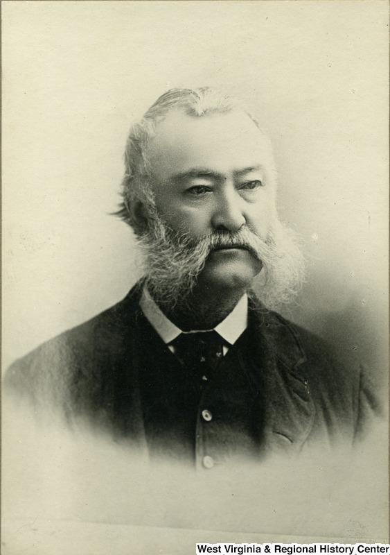 Portrait of John Thomas Gibson of Charles Town, W. Va.