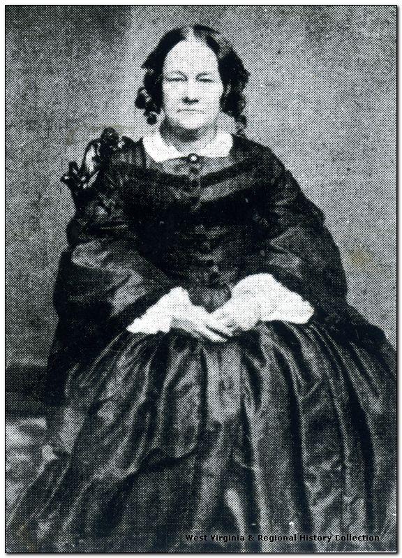 Author Rebecca Harding Davis In Later Years
