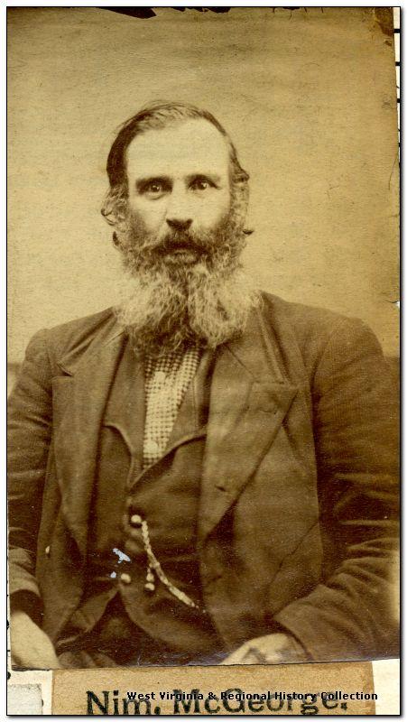 Nimrod McGeorge of Morgantown, W. Va.