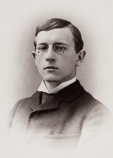 Portrait of George Pierce Baker