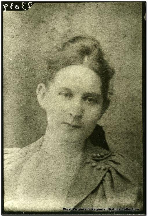 Librarian Margaret Gilpin Morrow, West Virginia University