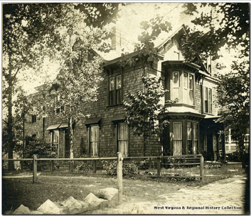 Hough Home, Morgantown, W. Va.