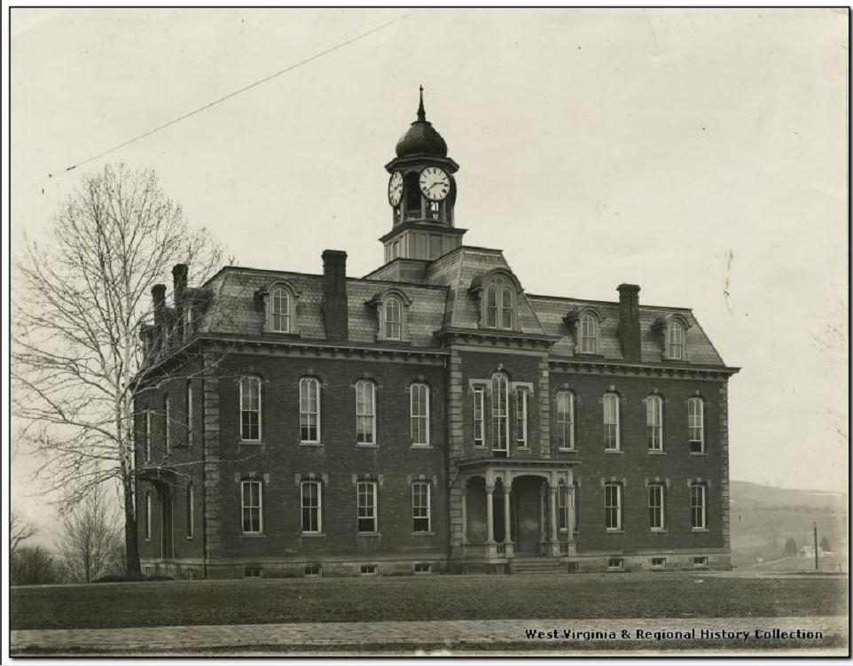 Martin Hall, West Virginia University