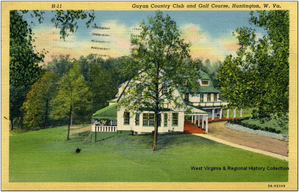 Guyan Country Club and Golf Course in Huntington