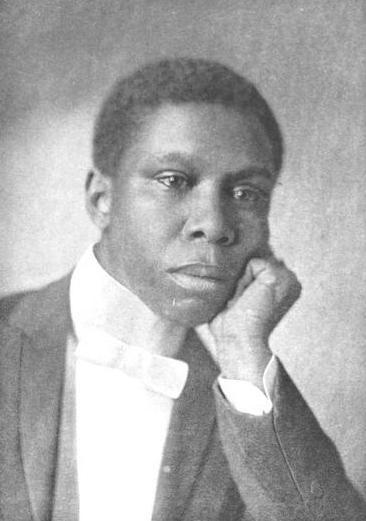 Portrait of Paul Laurence Dunbar