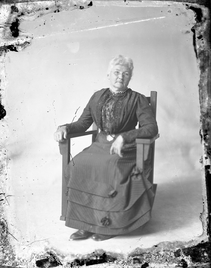 Portrait of Mother Jones