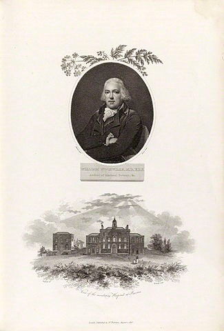Portrait of William Woodville