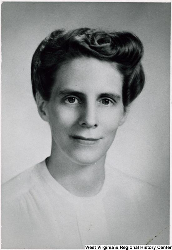 Portrait of Margaret Albrink