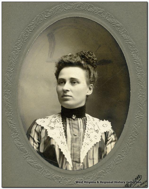 Portrait of Harriet Lyon