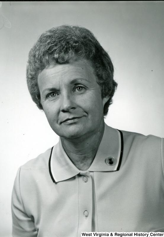 Portrait of Kittie Blakemore