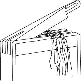 Sketch of a flax break