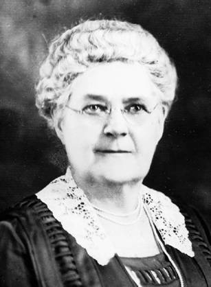 Portrait of Dr. Harriet B. Jones
