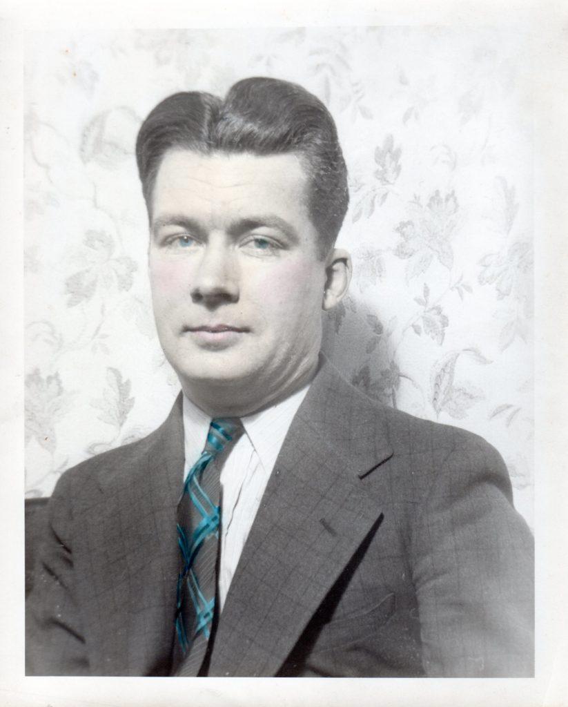 Portrait of Ralph John