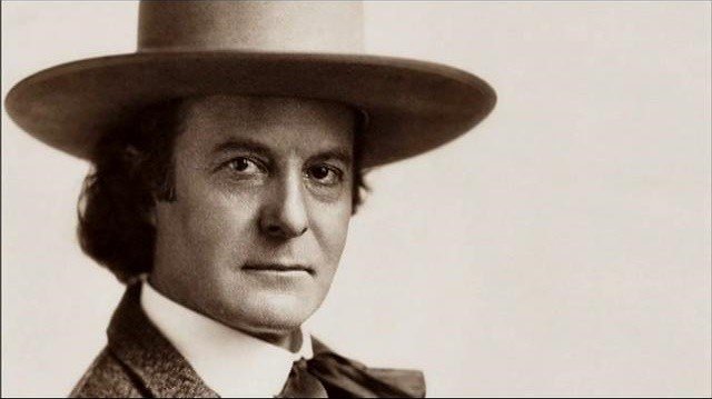 Portrait of Elbert Hubbard