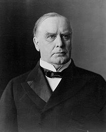 Portrait of President McKinley