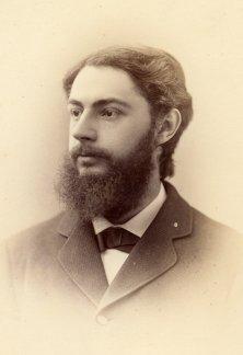 Portrait of Walter Stanley Biscoe