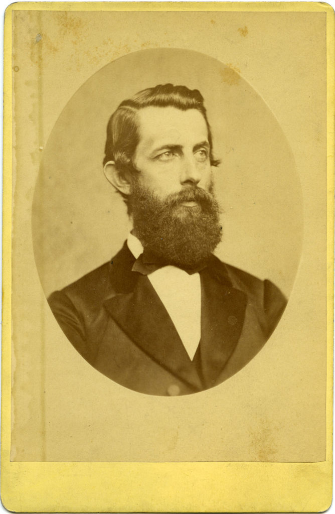 Portrait of John J. Davis