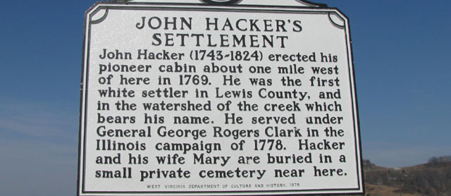 Recent Discovery: John Hacker, Pioneer and Frontiersman, Appears in Court Records
