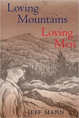 Cover of Jeff Mann's Loving Mountains Loving Men