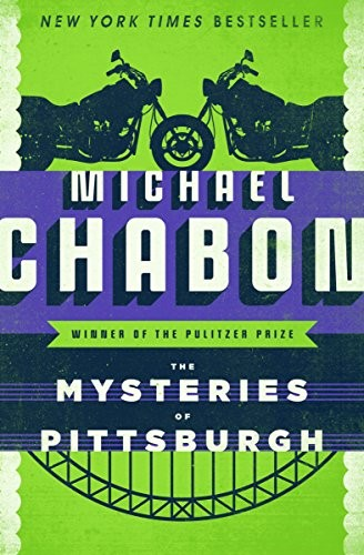 Cover of Michael Chabon's The Mysteries of Pittsburgh