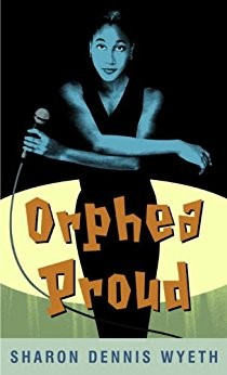 Cover of Sharon Dennis' Orphea Proud