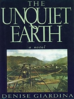 Cover of Denise Giardina's The Unquiet Earth