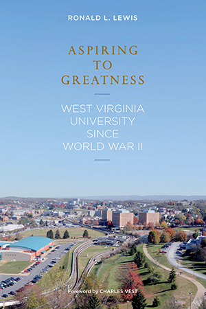 "Cover of book ""Aspiring to Greatness"""