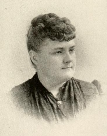 Portrait of Harriet B. Jones, ca. 1897