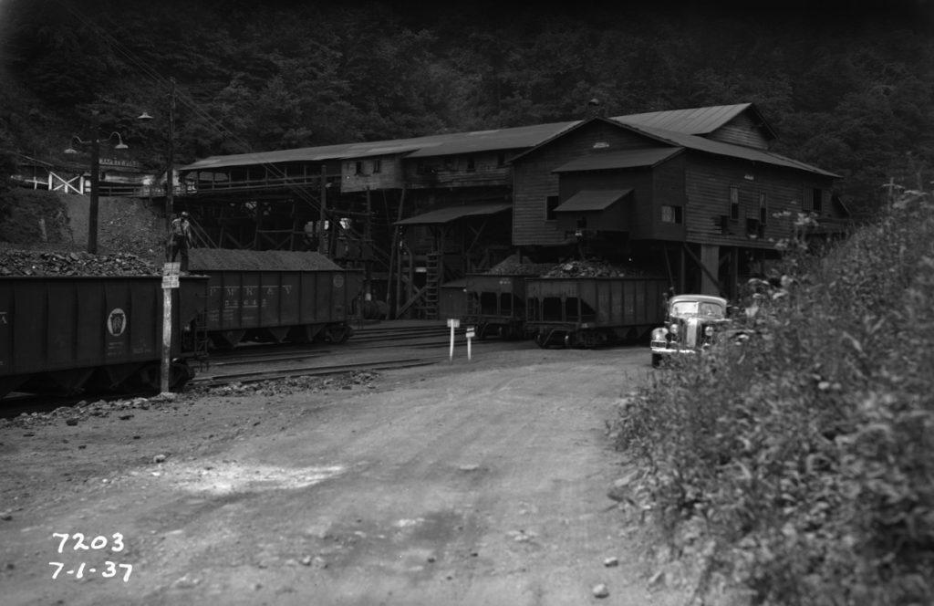 Federal No. 3 Mine Tipple