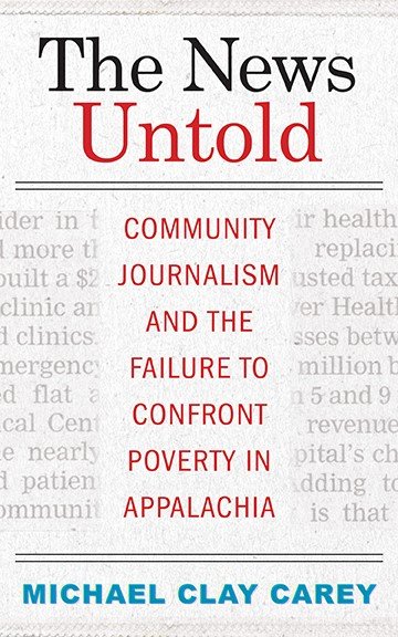Cover of book The News Untold