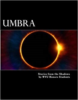 Cover of Umbra, showing an eclipsed sun