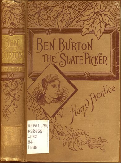 "Book cover of ""Ben Burton, The Slate Picker"""